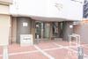ハーズ横浜ベイガーデン エントランス