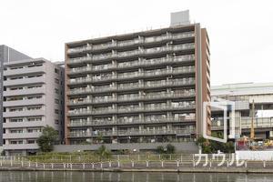 クレストフォルム田町ベイサイドコート