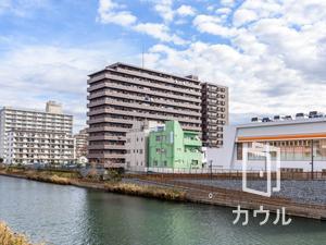 コスモ住吉扇橋