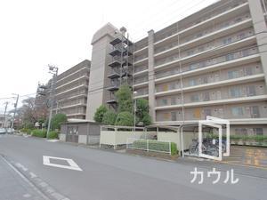 日商岩井北浦和マンション B棟