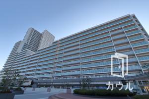 武蔵浦和SKY&GARDENガーデンレジデンス B棟