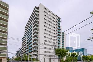 プラウドシティ越中島 アクアテラス棟