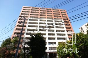 パークホームズ新川崎フォレストコート
