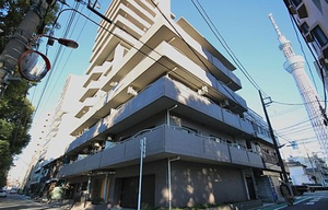 オリンポス隅田公園弐号館