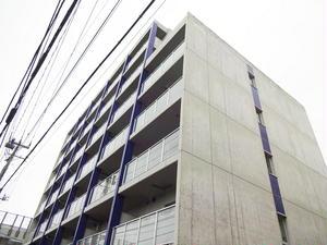 レグラス武蔵新城モーターガラージュ