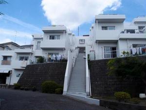 コスモ百合ヶ丘ホワイトヒルズ