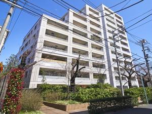 The目黒桜レジデンス