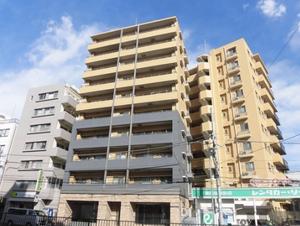 横浜東白楽シティタワー