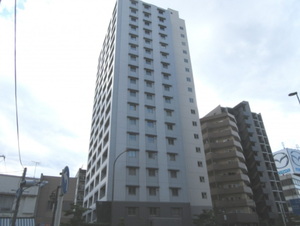大山パークハウススタイリッシュタワー