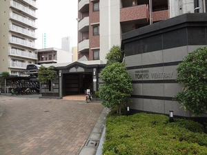 コアマンション東京ベントレイ