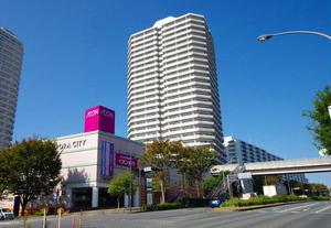 ニューシティ東戸塚タワーズシティ