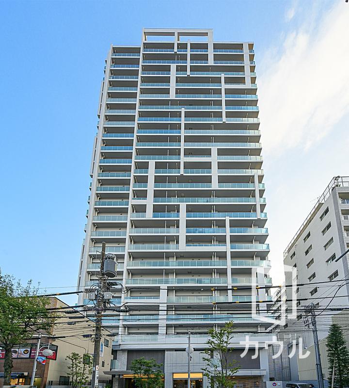中野 タワー ハウス パーク